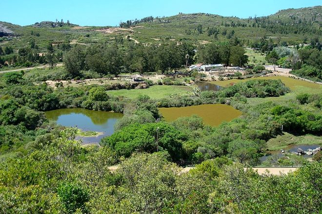 La Reserva de Fauna, Piriapolis, Uruguay
