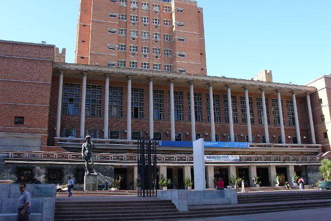 Mirador Panoramico de Montevideo, Montevideo, Uruguay