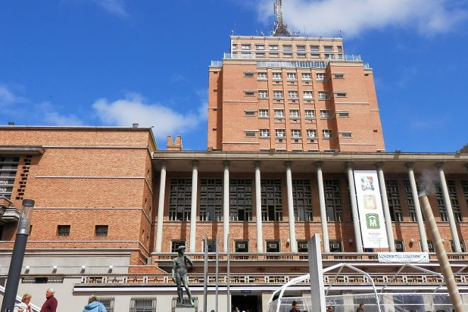 Palacio Municipal de Montevideo, Montevideo, Uruguay
