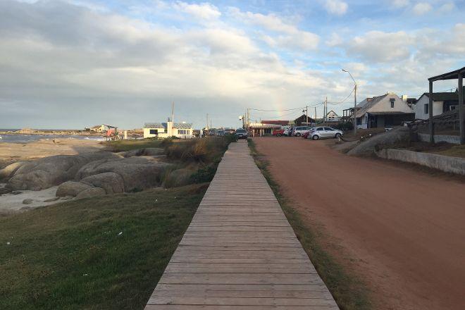 Paseo de los Artesanos, Punta del Diablo, Uruguay