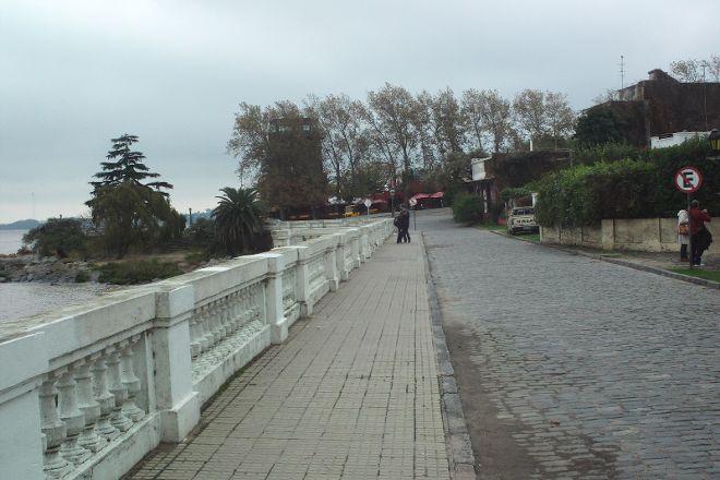 Paseo de San Gabriel, Colonia del Sacramento, Uruguay
