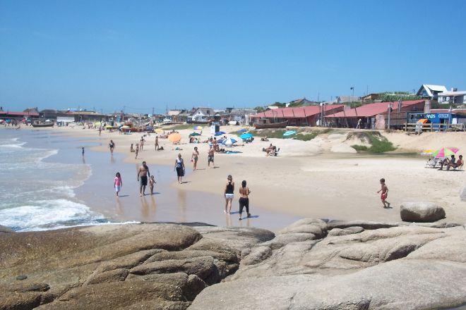 Playa de Punta del Diablo, Rocha, Uruguay