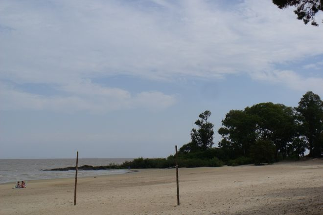 Playa Ferrando, Colonia del Sacramento, Uruguay