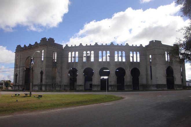 Plaza de toros Real de San Carlos, Colonia del Sacramento, Uruguay