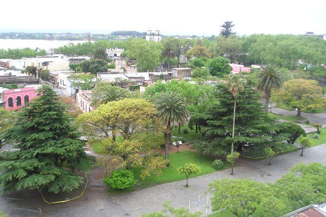 Plaza Mayor, Colonia del Sacramento, Uruguay