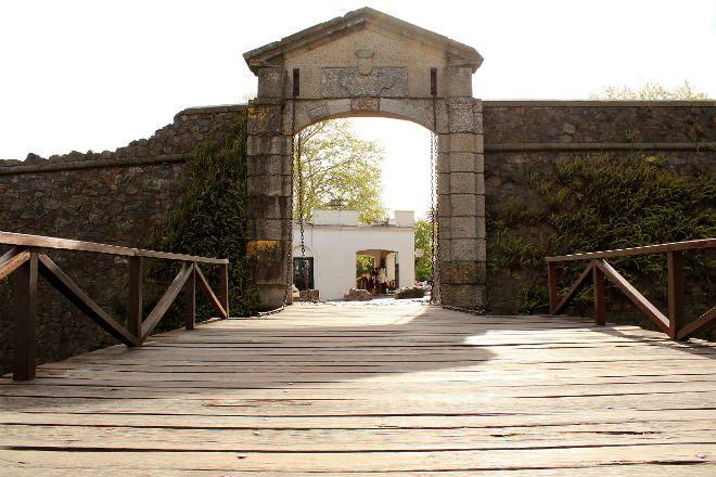 Puerta de la Ciudadela, Colonia del Sacramento, Uruguay