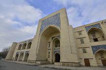 Lyab-i-Hauz, Bukhara, Uzbekistan