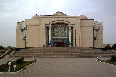 Archeological Museum, Termiz, Uzbekistan