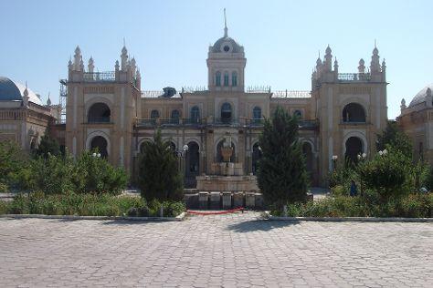 Palace of Bukhara Emirs, Kogon, Uzbekistan