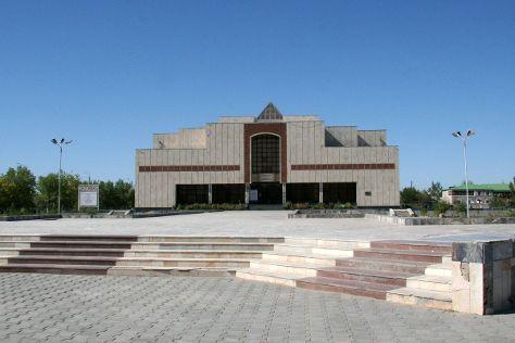Nukus Museum of Art, Nukus, Uzbekistan