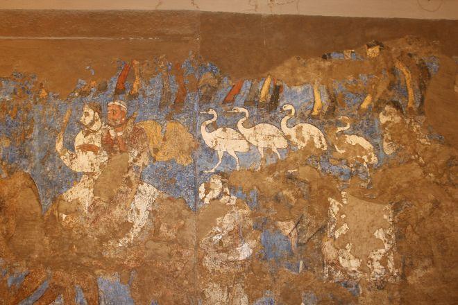 Afrasiyab Museum, Samarkand, Uzbekistan
