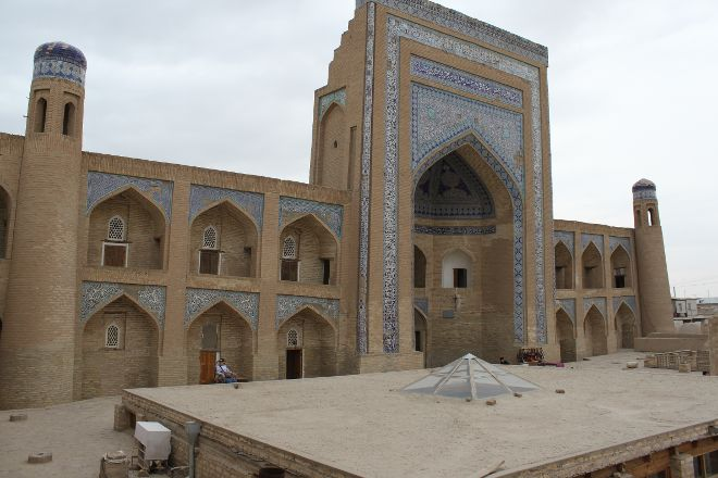 Alla Kuki Khan Madrasah, Khiva, Uzbekistan