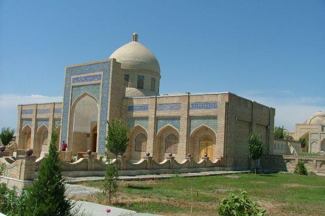 Bakhautdin Naqsband Mausoleum, Bukhara, Uzbekistan