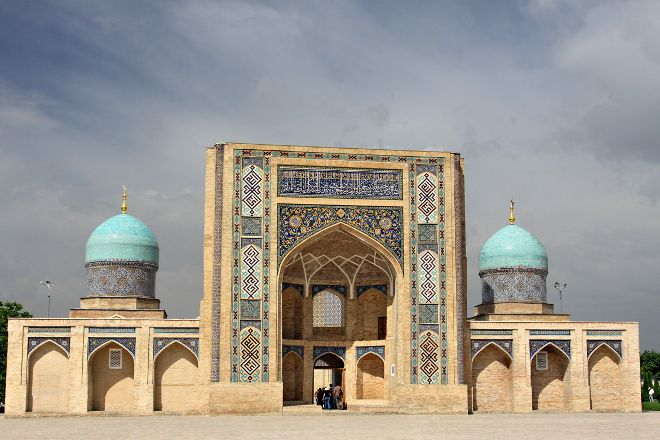 Barak-Khan Madrassah, Tashkent, Uzbekistan