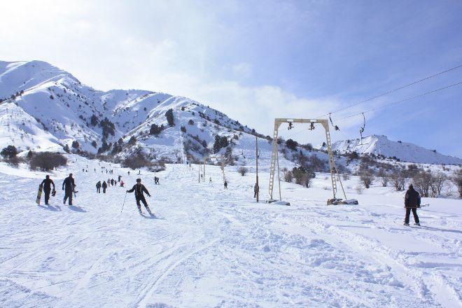 Chimgan Ski Resort, Chimgan, Uzbekistan