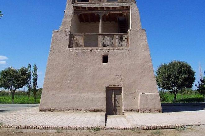 Chodra Hovli, Khiva, Uzbekistan