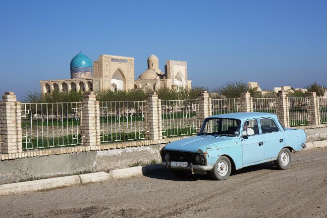 Chor-Bakr necropolis, Bukhara, Uzbekistan