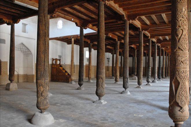 Friday Mosque (Juma Mosque), Khiva, Uzbekistan
