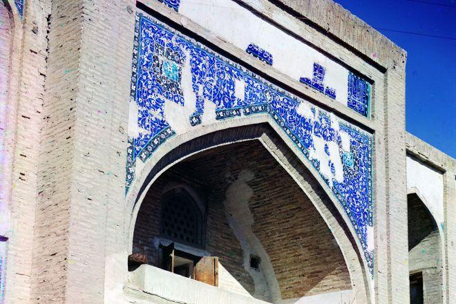 Gaukushan Madrasah, Bukhara, Uzbekistan