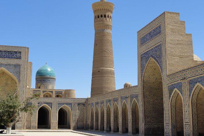 Great Minaret of the Kalon, Bukhara, Uzbekistan