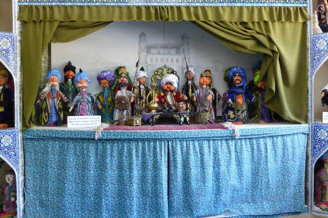 History of Bukhara Puppet Theatre, Bukhara, Uzbekistan