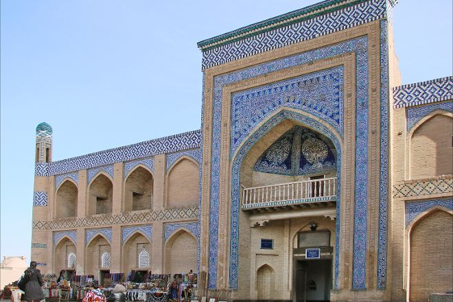 Islam Khodja Complex, Khiva, Uzbekistan