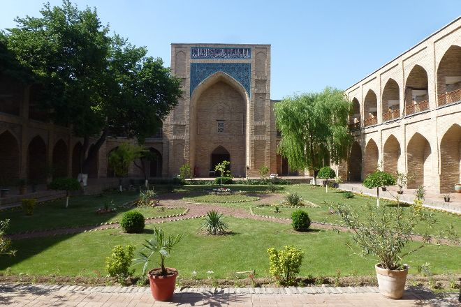 Kukeldash Madrasah, Tashkent, Uzbekistan