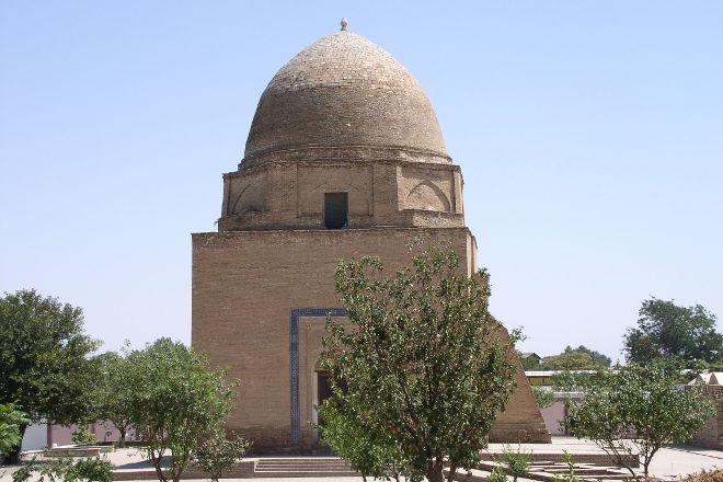 Mausoleum Rukhabad, Samarkand, Uzbekistan