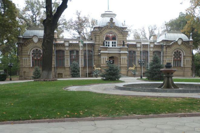 Palace of the Romanovs, Tashkent, Uzbekistan