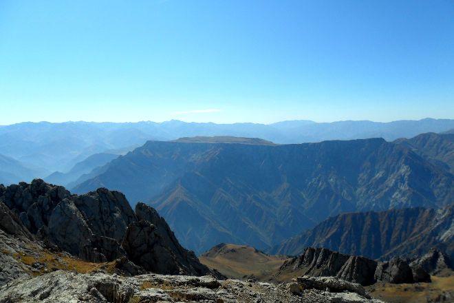 Pulatkhan Plateau, Chimgan, Uzbekistan