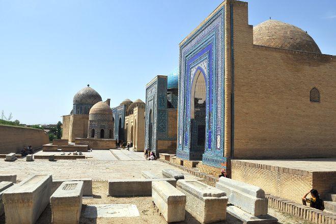 Shah-i-Zinda, Samarkand, Uzbekistan