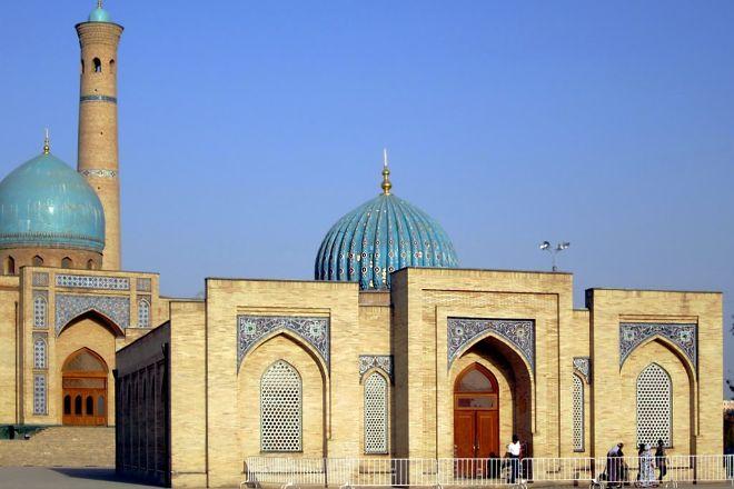 Teleshayakh Mosque, Tashkent, Uzbekistan