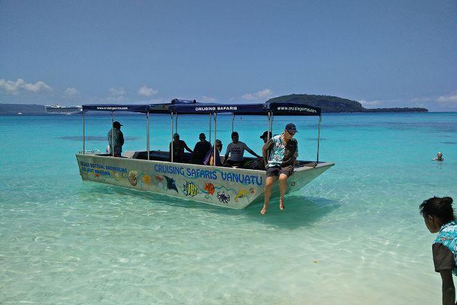 Cruising Safaris, Luganville, Vanuatu