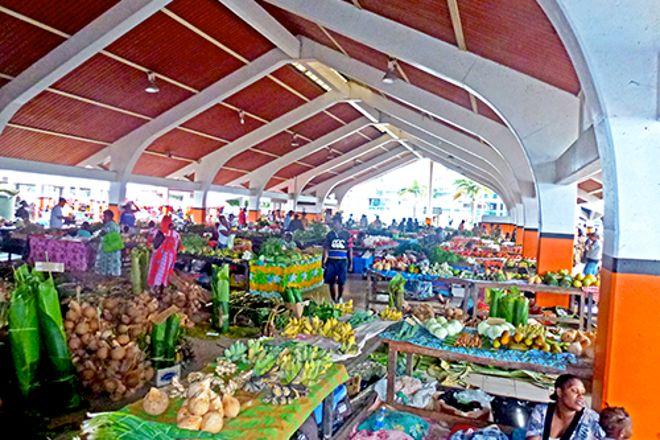 Port Vila Markets, Port Vila, Vanuatu