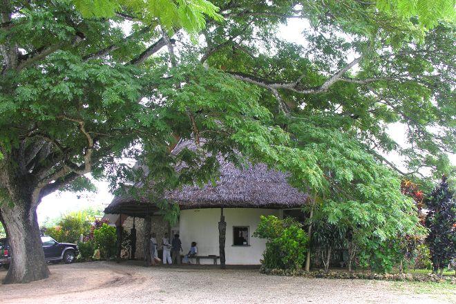 The Vanuatu Cultural Centre, Port Vila, Vanuatu