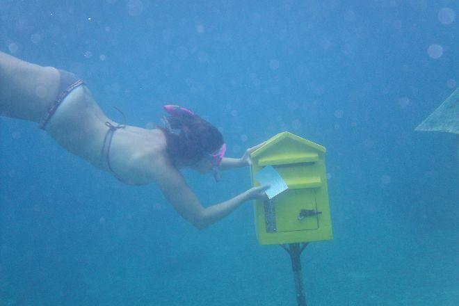 Underwater Post Office, Port Vila, Vanuatu
