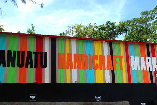 Vanuatu Handicraft Markets, Port Vila, Vanuatu