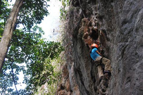 Climbing Venezuela, El Hatillo, Venezuela