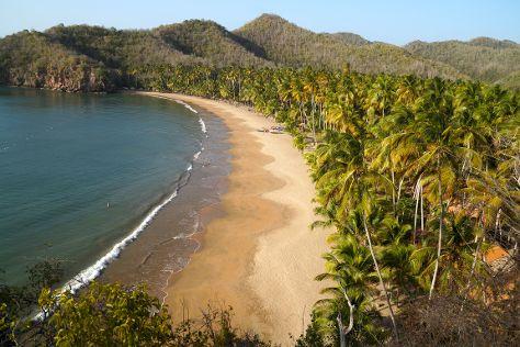 Playa Medina, Los Altos de Sucre, Venezuela