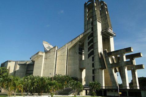 Santuario Votivo Nacional Nuestra Senora de Coromoto, Guanare, Venezuela