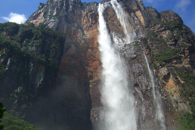 Angel Falls, Canaima National Park, Venezuela