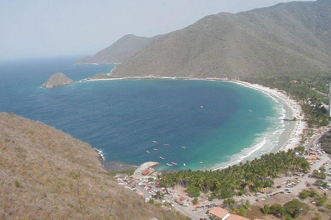 Bahia de Cata, Central Region, Venezuela