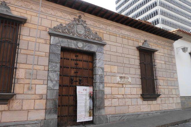 Casa Natal & Museo Bolivar, Caracas, Venezuela