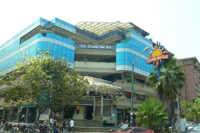 Centro Comercial Costa Del Sol, Caraballeda, Venezuela