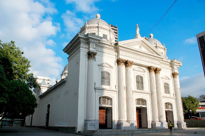 Iglesia de Santa Teresa, Caracas, Venezuela