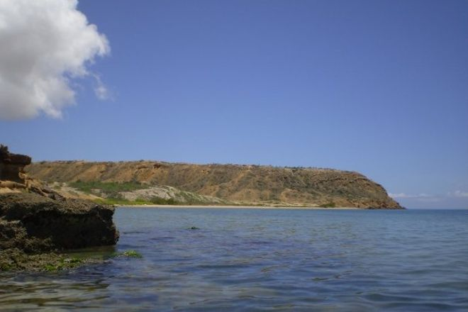 Isla Cubagua, Coastal Islands, Venezuela