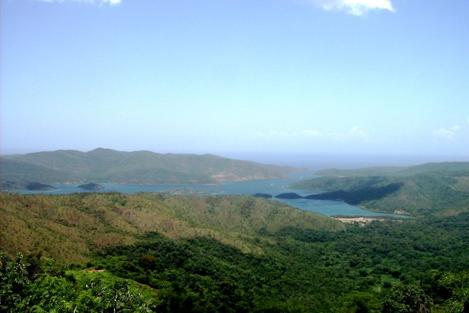 Mochima National Park, North-Eastern Region, Venezuela