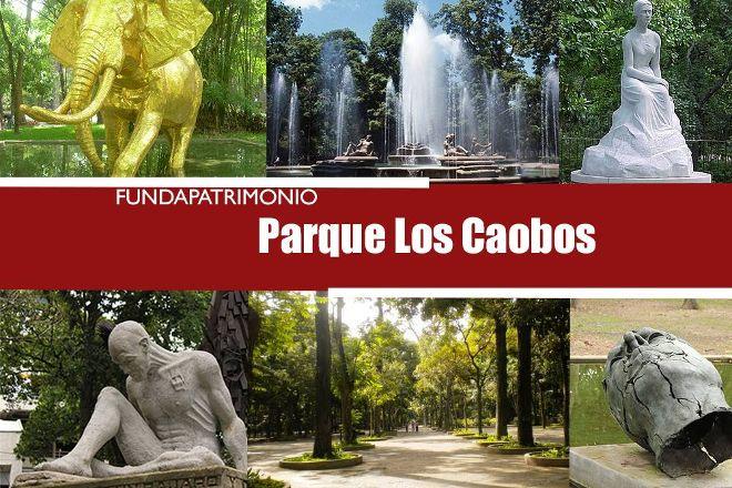 Parque Los Caobos, Caracas, Venezuela