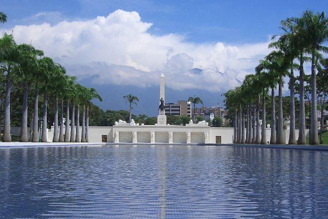 Paseo de Los Proceres, Caracas, Venezuela