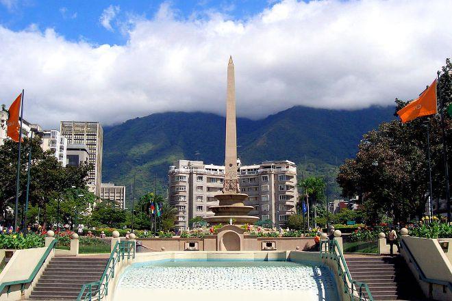 Plaza Francia, Caracas, Venezuela